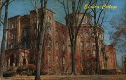 Elmira College - Cowles Hall