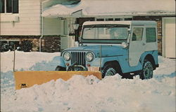 Meyer Snow Plows for Jeep Universal