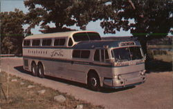 The Greyhound Scenicruiser