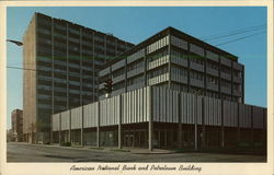 American National Bank and Petroleum Building