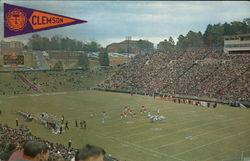 Clemson College - Clemson Memorial Stadium