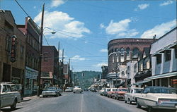 Downtown - Moundsville, W. VA.