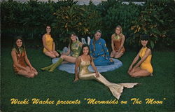 Mermaids of the Moon