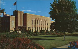Stevens County Courthouse Postcard