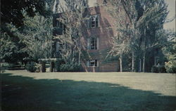 Hillsdale College - Galloway Hall, Residence for Men
