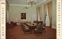 Province House - The Cabinet Room