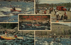Annual Upper Hudson White Water Derby