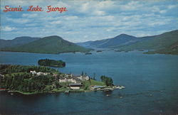 Scenic Lake George, Balton Landing