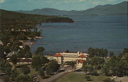 Lake George Inn and Motor Lodge