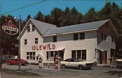 Idlewild on Paradox Lake