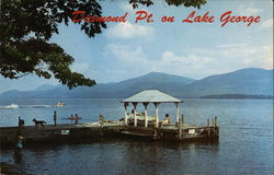 Diamond Pt. on Lake George