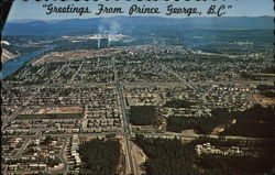 Greetings From Prince George, British Columbia