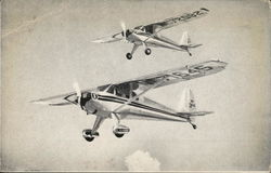 "Luscombe Airplane Corp. - ""Silvaire"""