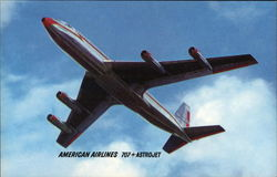 American Airlines 707 Astrojets