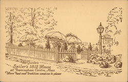 The Garden, Seiler's 1812 House