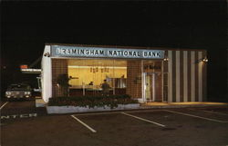 Framingham National Bank Postcard