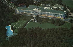 Aerial View of Grand Hotel