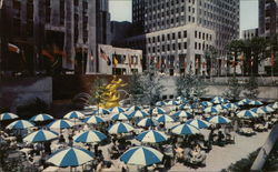 Rockefeller Center and Lower Plaza