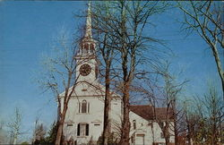 Early New England Church