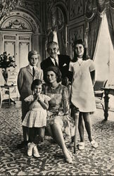 Rainer, Prince of Monaco, Princess Grace and Family