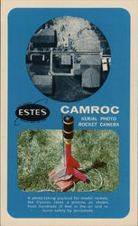 Estes Camroc Aerial Photo Model Rocket Camera