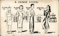 Four Chinese Sisters