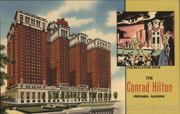The Conrad Hotel Chicago Illinois
