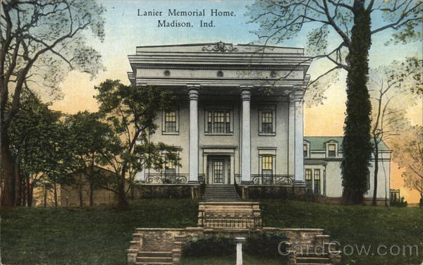 Lanier Memorial Home Madison Indiana