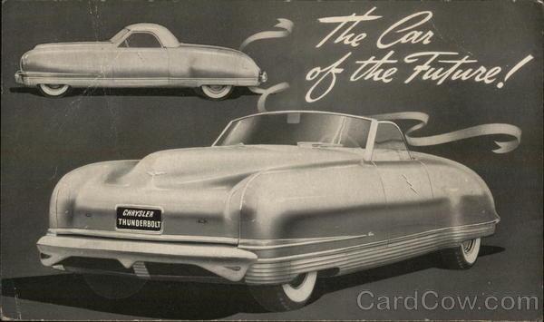 Chrysler Thunderbolt Cars