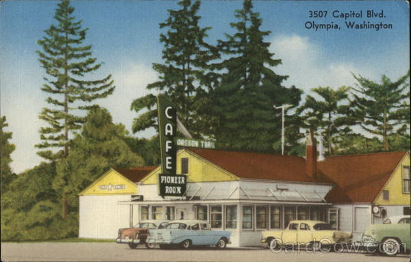 Oregon Trail Inn Olympia Washington
