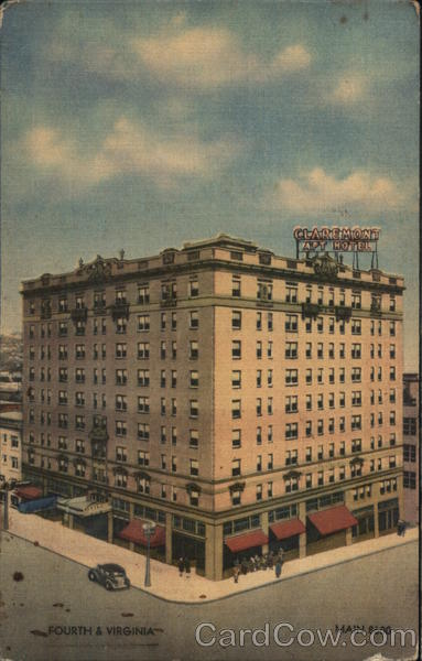 Claremont Apartment Hotel Seattle Washington