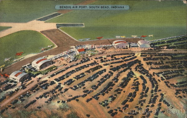 Bendix Air Port South Bend Indiana
