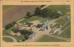 Well Improved Farms Dot the Kansas Landscape