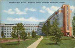 Indiana University - Smithwood Hall, Womens Residence