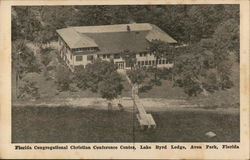 Florida Congregational Christian Conference Center, Lake Byrd Lodge