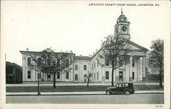 Lafayette County Court House