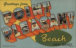 Greetings from Point Pleasant Beach