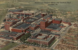 Armstrong's General Offices and Linoleum Plant