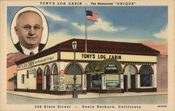 Tony's Log Cabin Restaurant