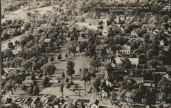 Guilford Green from the Air