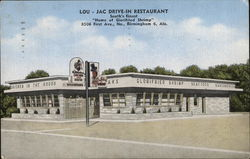 LOU-JAC Drive-In Restaurant