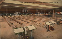 Playland - Bowling Center