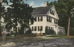 The 1812 House, Route 9