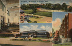 Worcester City Hospital