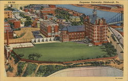 Duquesne University, Founded in 1878