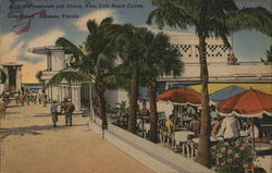 Promenade and Dining Area, Lido Beach Casino, Lido Beach