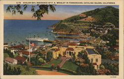 Avalon Bay, Catalina Island, California