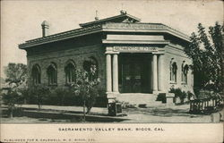 Sacramento Valley Bank