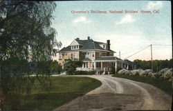 Governor's Residence, National Soldiers' Home, Sawtelle