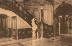 E. B. Crocker Art Gallery - Staircase